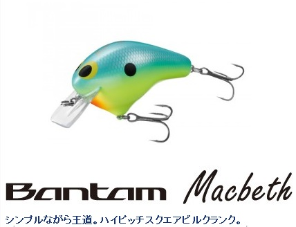 Shimano Bantam Macbeth