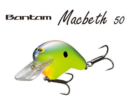 Shimano Bantam Macbeth 50