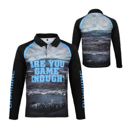 "Shimano ""Game Enough"" Sublimated Tee"